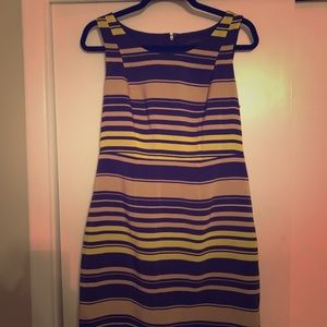 Limited stripped dress